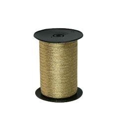Presentband Glittex metallic Guld