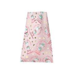Presentpåse Pingvin rosa