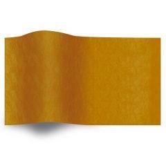 Silkespapper enfärgat Bränd orange