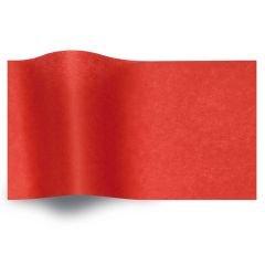 Silkespapper vaxat Scarlet