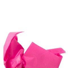 Färgat silkespapper cerise
