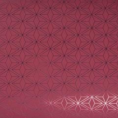 Presentpapper Illusion bourdeaux FSC