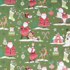 Presentpapper Classic santa