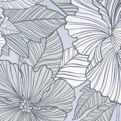 Presentpapper Marquet flower FSC
