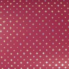 Presentpapper Twinkle red