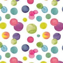 Presentpapper Colored circles