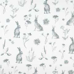 Presentpapper Rabbit dream green FSC