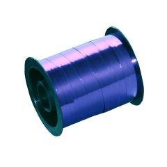 Presentband konsument metallic blå