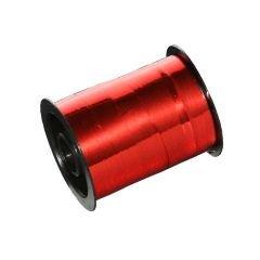 Presentband konsument metallic röd