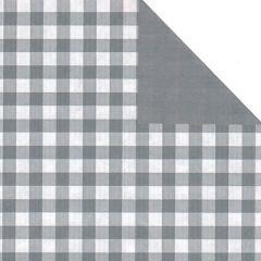 Presentpapper Rut grey