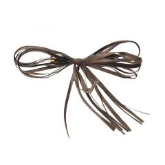 Presentrosett raphia brown